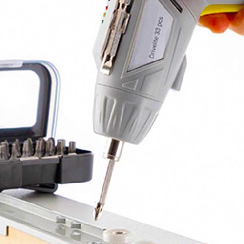 Aparafusadora Elétrica sem fios recarregável